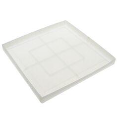 Moule en silicone - Vide poche carré - 19 x 19 cm - 1 pce