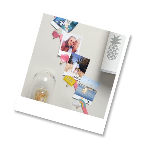 Coffret moulage en plâtre - Mon atelier - Pêle-mêle Photos - 2 pcs - Photo n°5