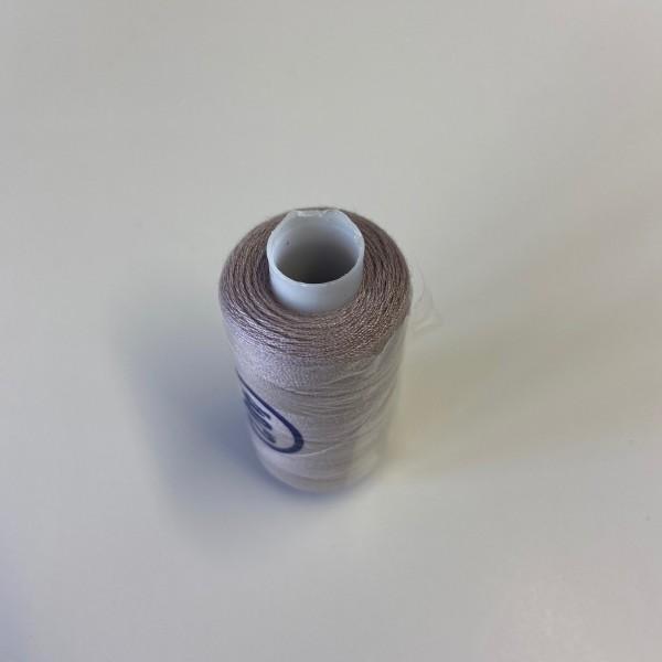 450m de fil à coudre - Gris clair - Photo n°1