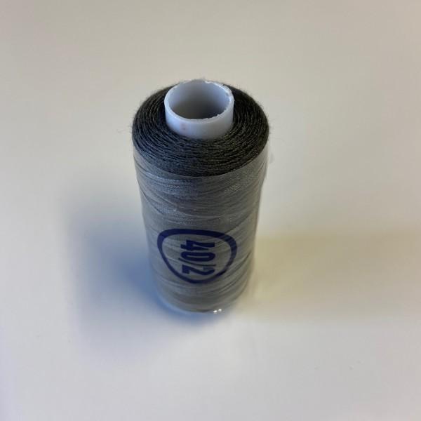 450m de fil à coudre - Gris foncé - Photo n°1