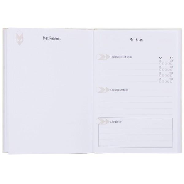 Carnet de Projets A5 - 15 x 21 cm - 192 pages - Photo n°3