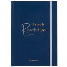 Carnet de Réunion A5 - 15 x 21 cm - 192 pages