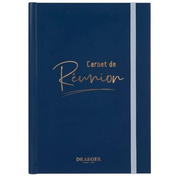 Carnet de Réunion A5 - 15 x 21 cm - 192 pages - Photo n°1