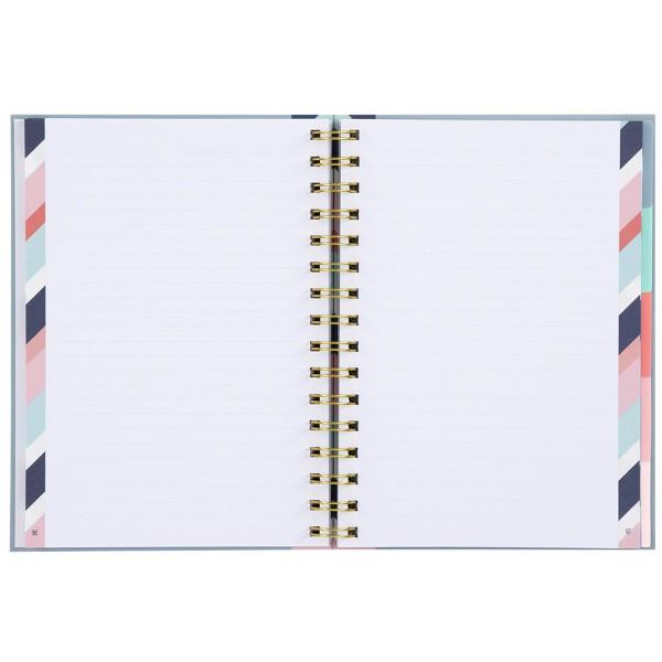 Carnet de notes à spirales A5 - 15 x 21 cm - Photo n°2