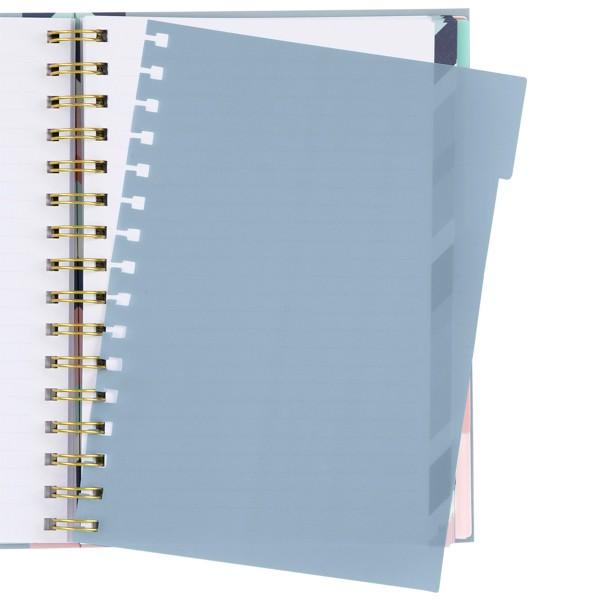 Carnet de notes à spirales A5 - 15 x 21 cm - Photo n°3