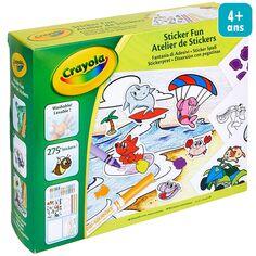 Kit Créatif enfant - Atelier stickers