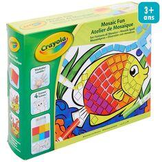 Kit Créatif enfant - Atelier mosaïque