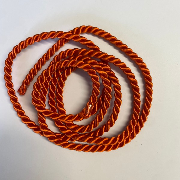 Cordelette orange - Photo n°1