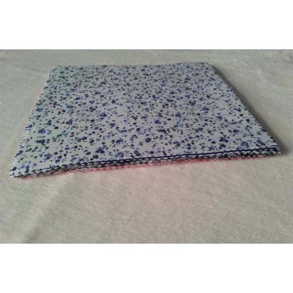 14 Pièces Coupons de Tissu Coton 21x21 cm pour Couture Patchwork Scrapbooking BNRMV - Photo n°3