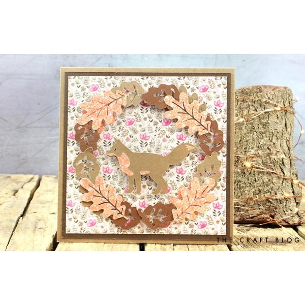 Album photo scrapbooking  Perfect Allusion - Floral vintage 30cm 12 pouces - Photo n°5