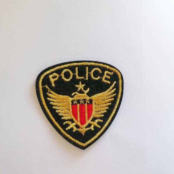Un thermocollant police - Photo n°1