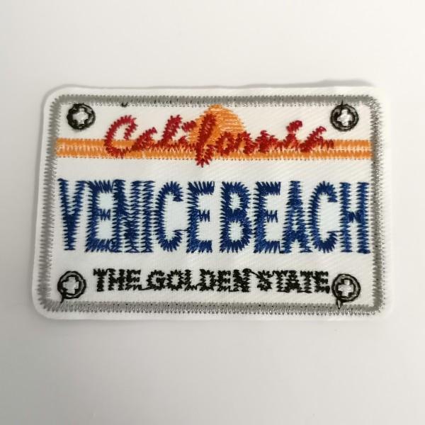 Un thermocollant plage de Venise - Photo n°1