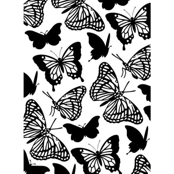 Die classeur d'embossage papillons Darice - Photo n°1