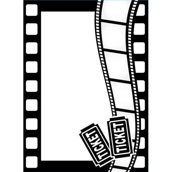 Die classeur d'embossage cinéma - Photo n°1