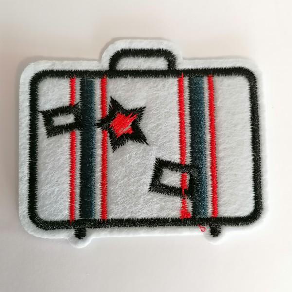 Un thermocollant valise - Photo n°1