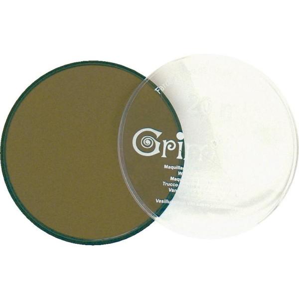 Maquillage professionnel Grim'tout Fard Caramel Galet 20 ml - Sans paraben - Photo n°1