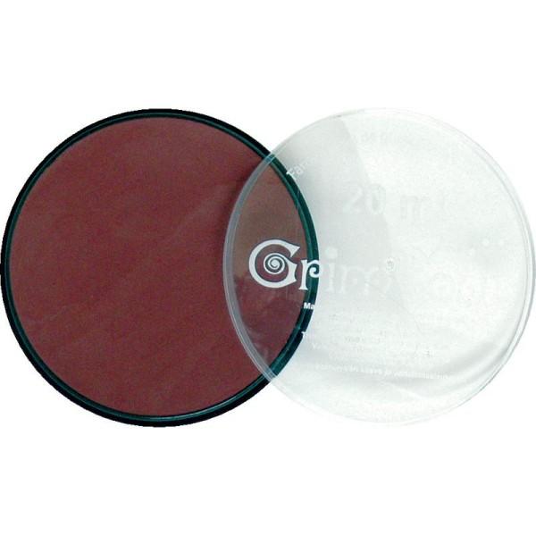 Maquillage professionnel Grim'tout Fard Chocolat Galet 20 ml - Sans paraben - Photo n°1