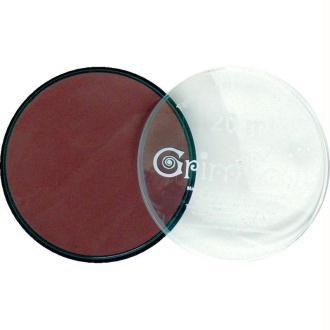 Maquillage professionnel Grim'tout Fard Chocolat Galet 20 ml - Sans paraben