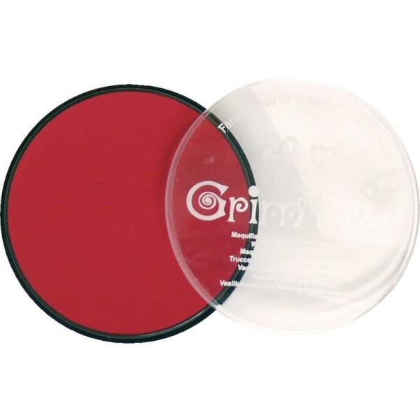 Maquillage professionnel Grim'tout Fard Rouge Galet 20 ml - Sans paraben - Photo n°1