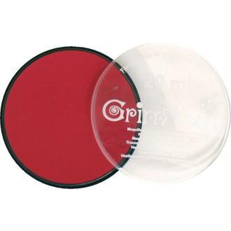 Maquillage professionnel Grim'tout Fard Rouge Galet 20 ml - Sans paraben