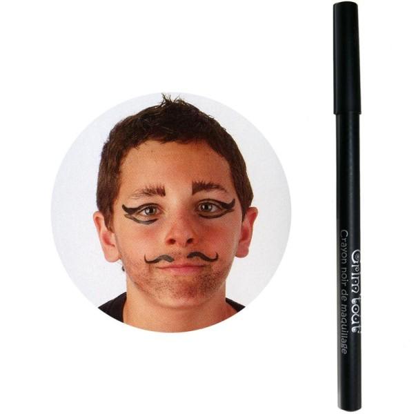 Maquillage Grim'tout Crayon Noir - Sans paraben - Photo n°1