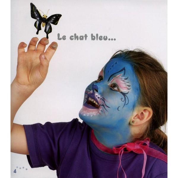 Livre maquillage Maquillons-nous, amusons-nous Grim'tout - Photo n°2