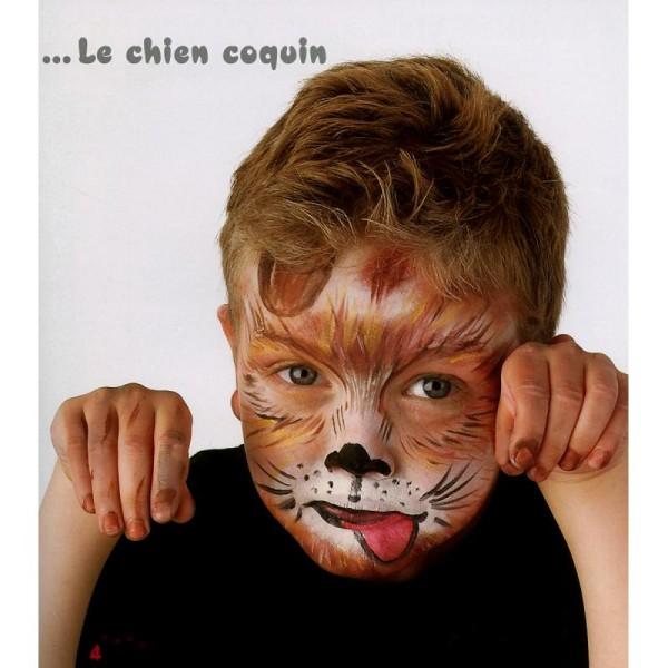 Livre maquillage Maquillons-nous, amusons-nous Grim'tout - Photo n°3