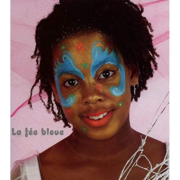 Livre maquillage Maquillons-nous, amusons-nous Grim'tout - Photo n°4
