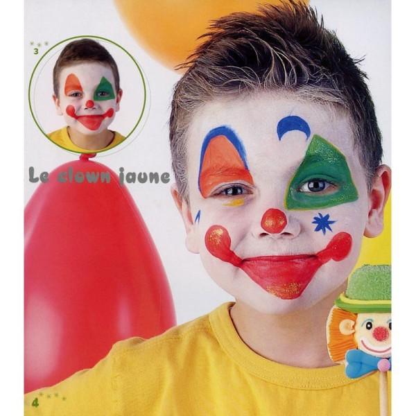 Livre maquillage Maquillons-nous, amusons-nous Grim'tout - Photo n°5