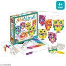 Kit mobile vitrail - Hiboux