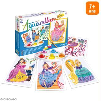 Jeu créatif Aquarellum Junior - Contes de Grimm