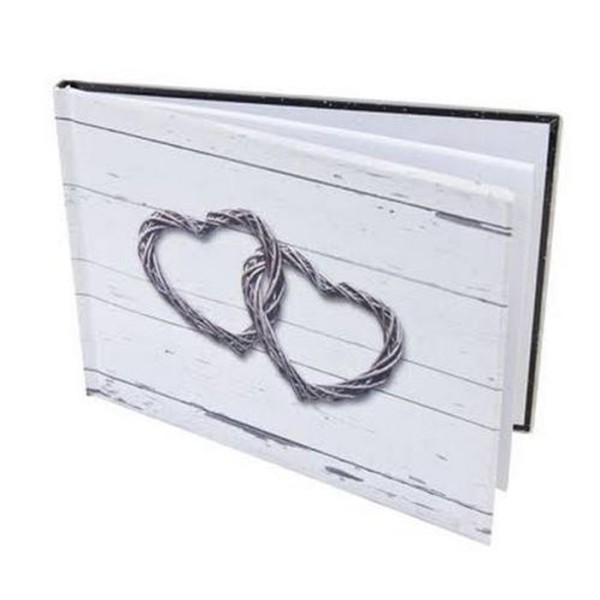 Livre d'or mariage romantica - Photo n°1