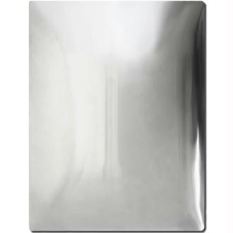Plaque aluminium incurvée 24 x 30 x 1 cm