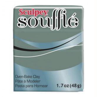 Pâte Sculpey Soufflé 48gr Sage Sauge