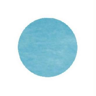 Confettis papier turquoise