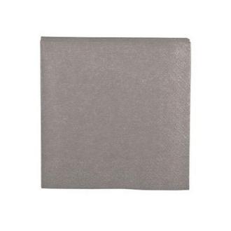Serviette en papier grises