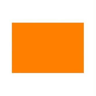 25 Feuilles A4 papier orange clair 120gr