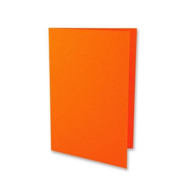 Carte B6 orange - Photo n°1