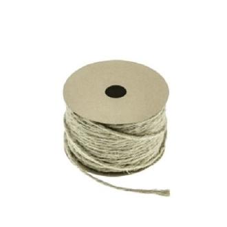 20 Mètres de corde naturelle D1,5mm
