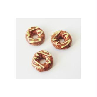 Cabochon Donut 10mm CHOCOLAT LAIT