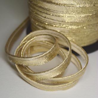 Passepoil lurex or, passepoil doré de belle qualité - monpatroncouture