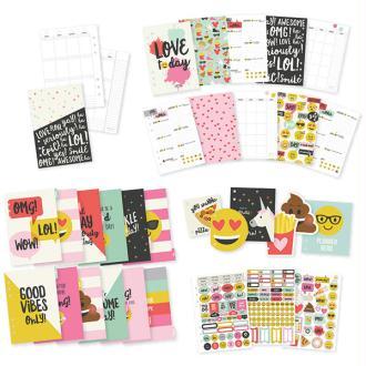 Kit emoji pour planner a5 simple stories carpe diem