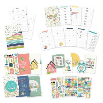 Kit home pour planner a5 simple stories carpe diem