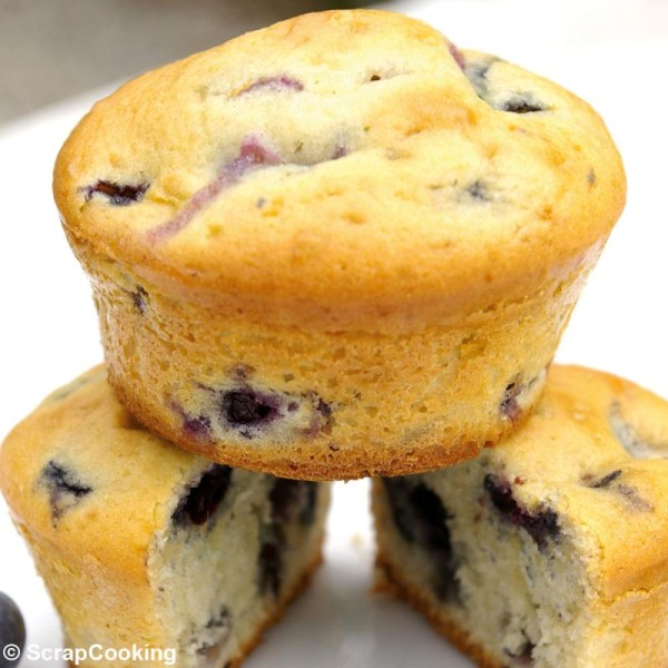 Moule en silicone ScrapCooking multi 11 mini muffins 5 cm - Photo n°2