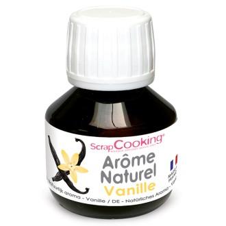 Arome naturel alimentaire Vanille 50 ml