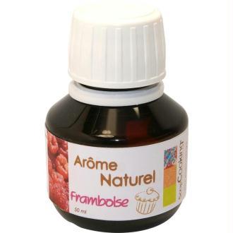 Arome naturel alimentaire Framboise  50 ml