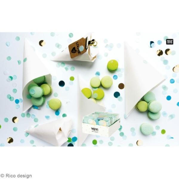 Confettis ronds Halloween - Multicolore - Photo n°3