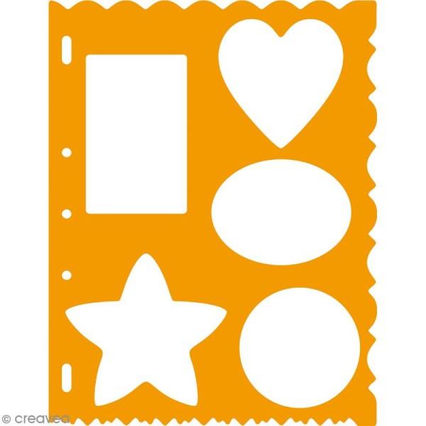 Gabarits de découpe Formes ShapeTemplate pour Shape Cutter - Photo n°1