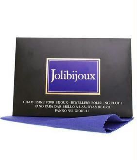 Outils et nettoyants chamoisine de nettoyage bijoux or jolibijoux