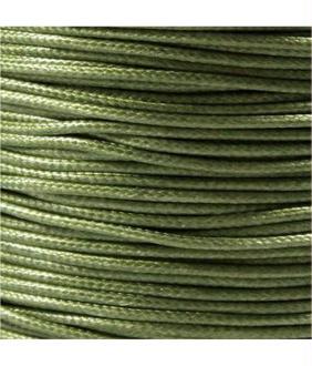 Accessoires fil nylon ciré pour bracelets tressés et shamballa 1.5 mm 10 mètres